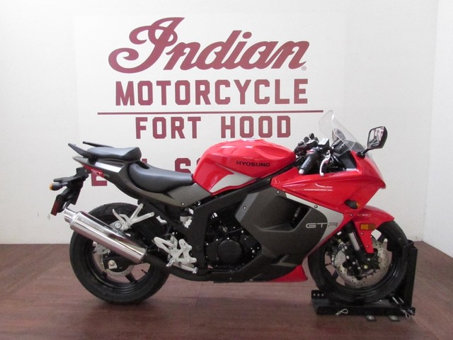 2013 Hyosung GTR250, motorcycle listing