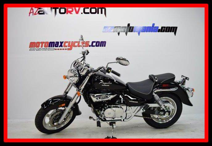 2013 Hyosung GV250, motorcycle listing