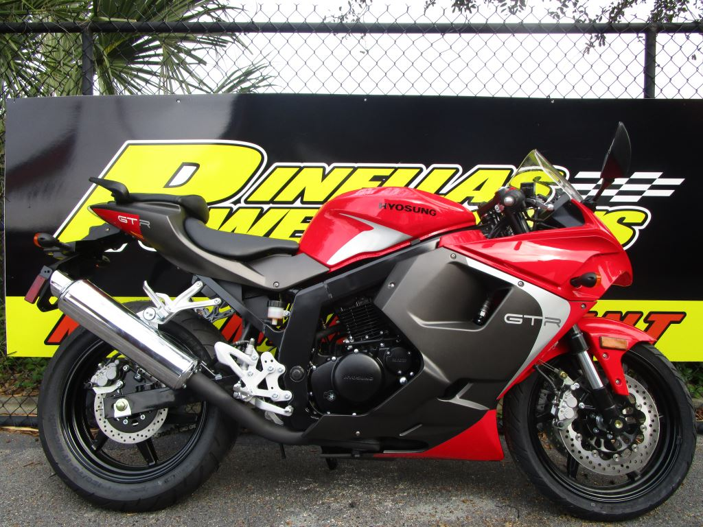 2013 Hyosung New GT250r Sport, motorcycle listing