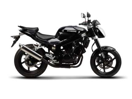 2014 Hyosung GT250, motorcycle listing