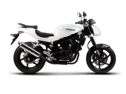 2015 Hyosung GT250, motorcycle listing