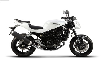 2015 Hyosung GT650, motorcycle listing