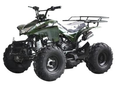 2011 Ice Bear 125cc Gazelle Single Cylinder 4 Stroke ATV, motorcycle listing
