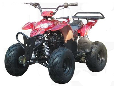 2012 Ice Bear 110cc Fully Automatic 4 Stroke ATV w/ Reverse, motorcycle listing