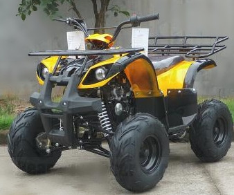 2012 Ice Bear 125cc Adventure-SE ATV FOR SALE, motorcycle listing