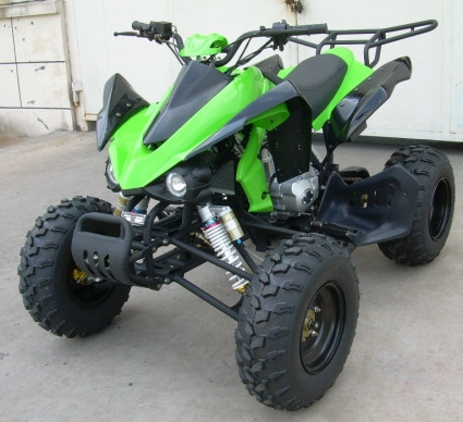 2012 Ice Bear 250cc Grim Reaper Four Stroke ATV, motorcycle listing