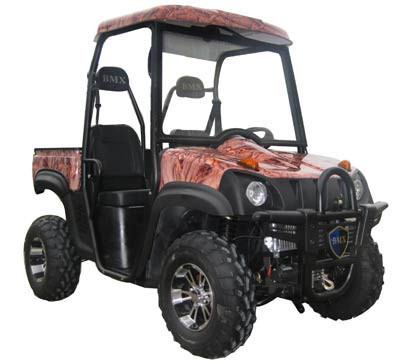 2012 Ice Bear 300cc Appalachian UTV, motorcycle listing