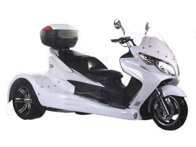 2012 Ice Bear 300cc Zodiac Automatic 4 Stroke Trike Moped Scooter, motorcycle listing
