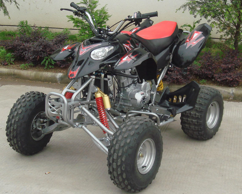 2014 Ice Bear 200cc Commander ATV ON SALE from SaferWholesale, motorcycle listing