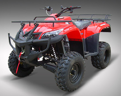 2014 Ice Bear 250cc LG Enforcer Utility ATV ON SALE on SaferWholesale, motorcycle listing