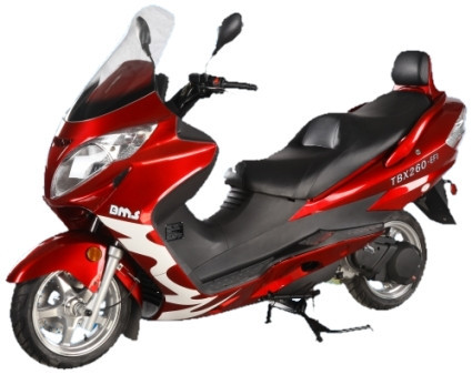 2014 Ice Bear 260cc SUPER SCOUT SCOOTER ON SALE from SAFERWHOLESALE, motorcycle listing