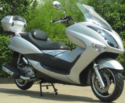 2014 Ice Bear 300cc 4-Stroke Moped Scooter, motorcycle listing
