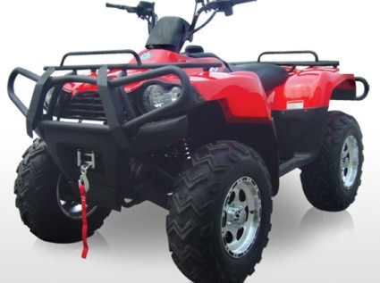 2014 Ice Bear 400cc Utility ATV Quad ON SALE from SaferWholesale, motorcycle listing