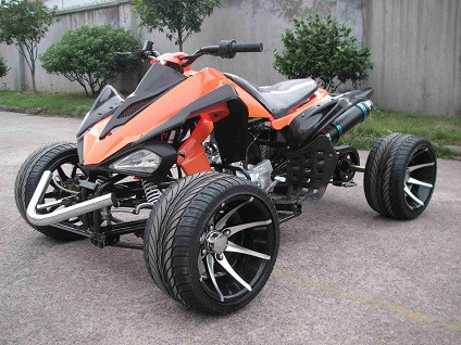 2014 Ice Bear R-12 125cc ATV ON SALE from SaferWholesale, motorcycle listing