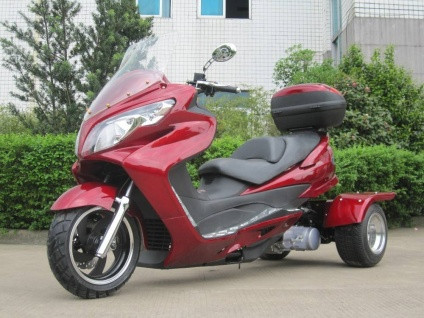 2015 Ice Bear 150cc Cyclone Trike Moped Scooter For Sale, motorcycle listing