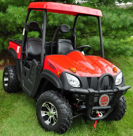 2015 Ice Bear LG 300cc Appalachian UTV For Sale, motorcycle listing