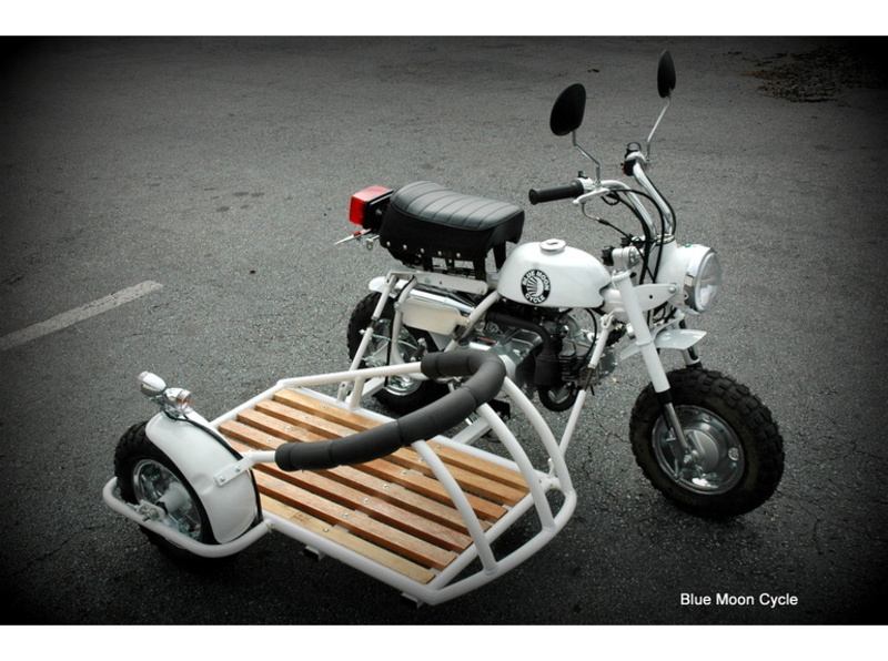 2015 Ice Bear Select Model, motorcycle listing