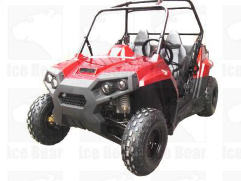 2015 Ice Bear Youth UTV, motorcycle listing