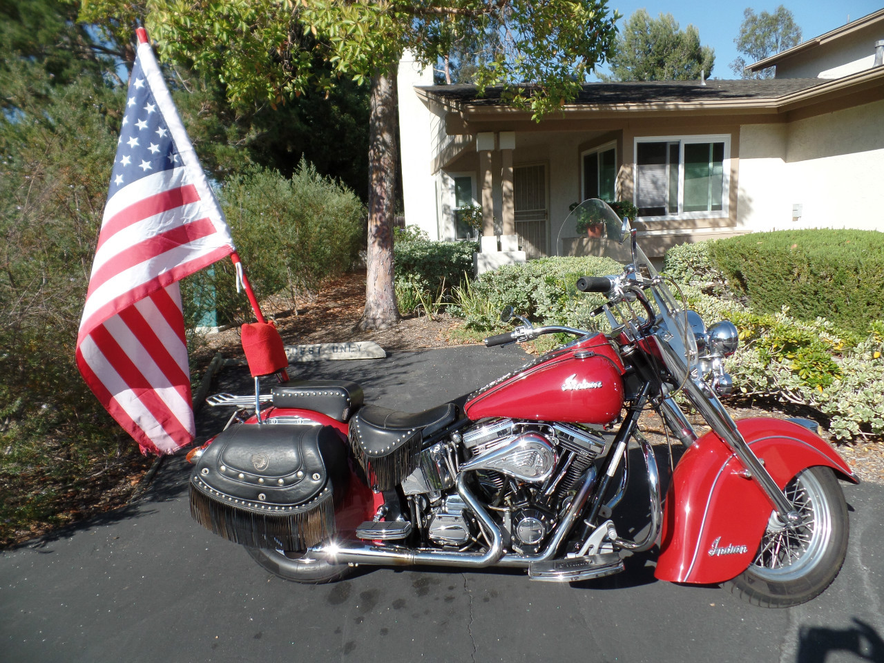2000 Indian Chief CLASSIC, motorcycle listing