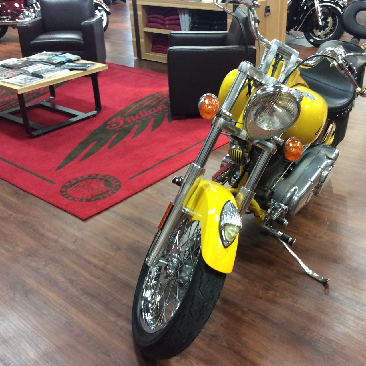 2003 Indian Scout Deluxe, motorcycle listing