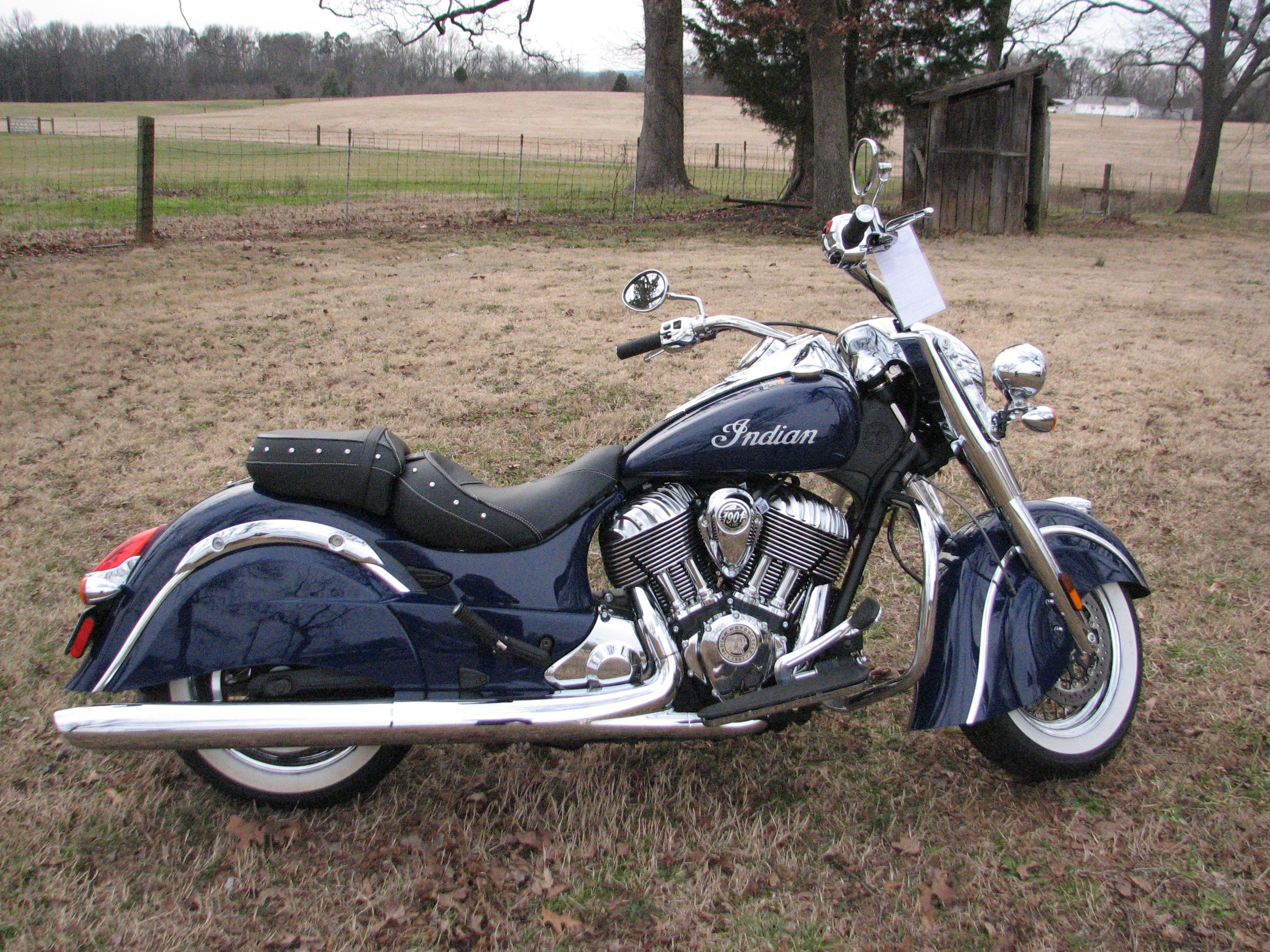 2014 Indian Chief® Classic, motorcycle listing