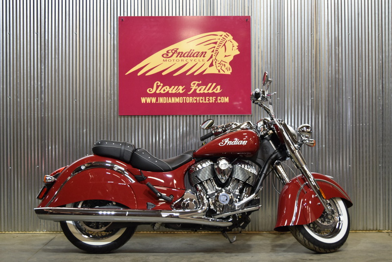 2015 Indian Chief Classic Indian Red, motorcycle listing