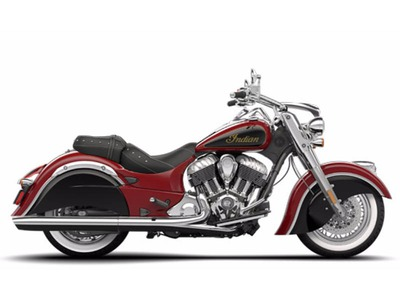 2015 Indian Chief Classic Indian Red/Thunder Black, motorcycle listing