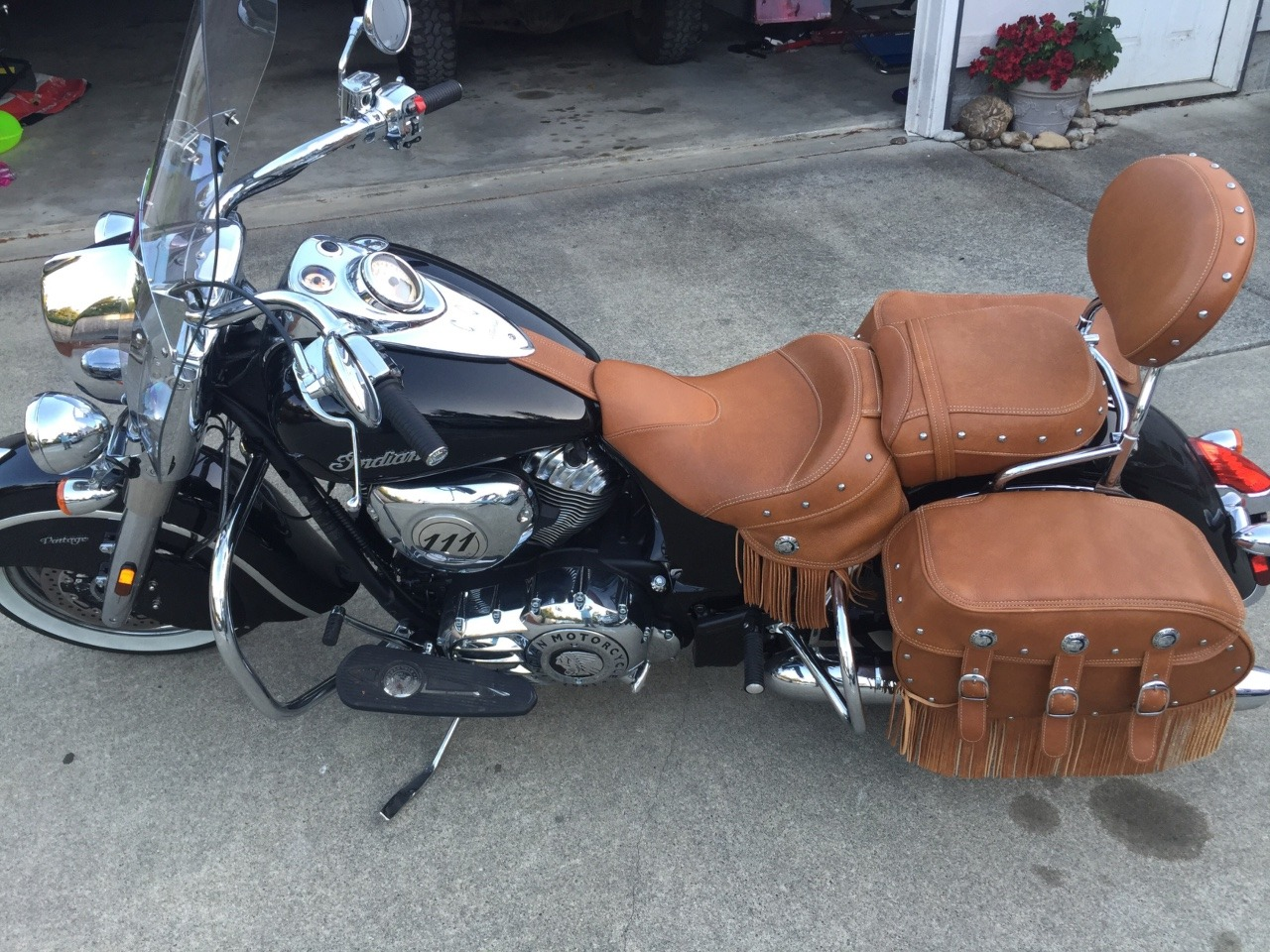 2015 Indian Chief VINTAGE, motorcycle listing