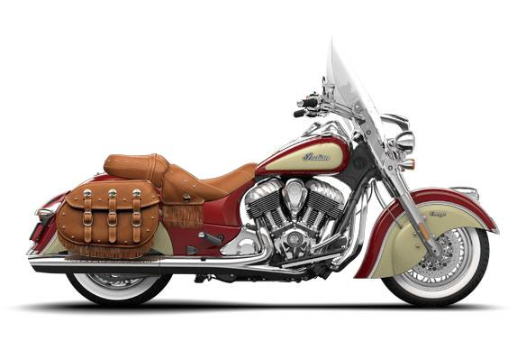 2015 Indian Chief Vintage - Two-Tone Colors, motorcycle listing