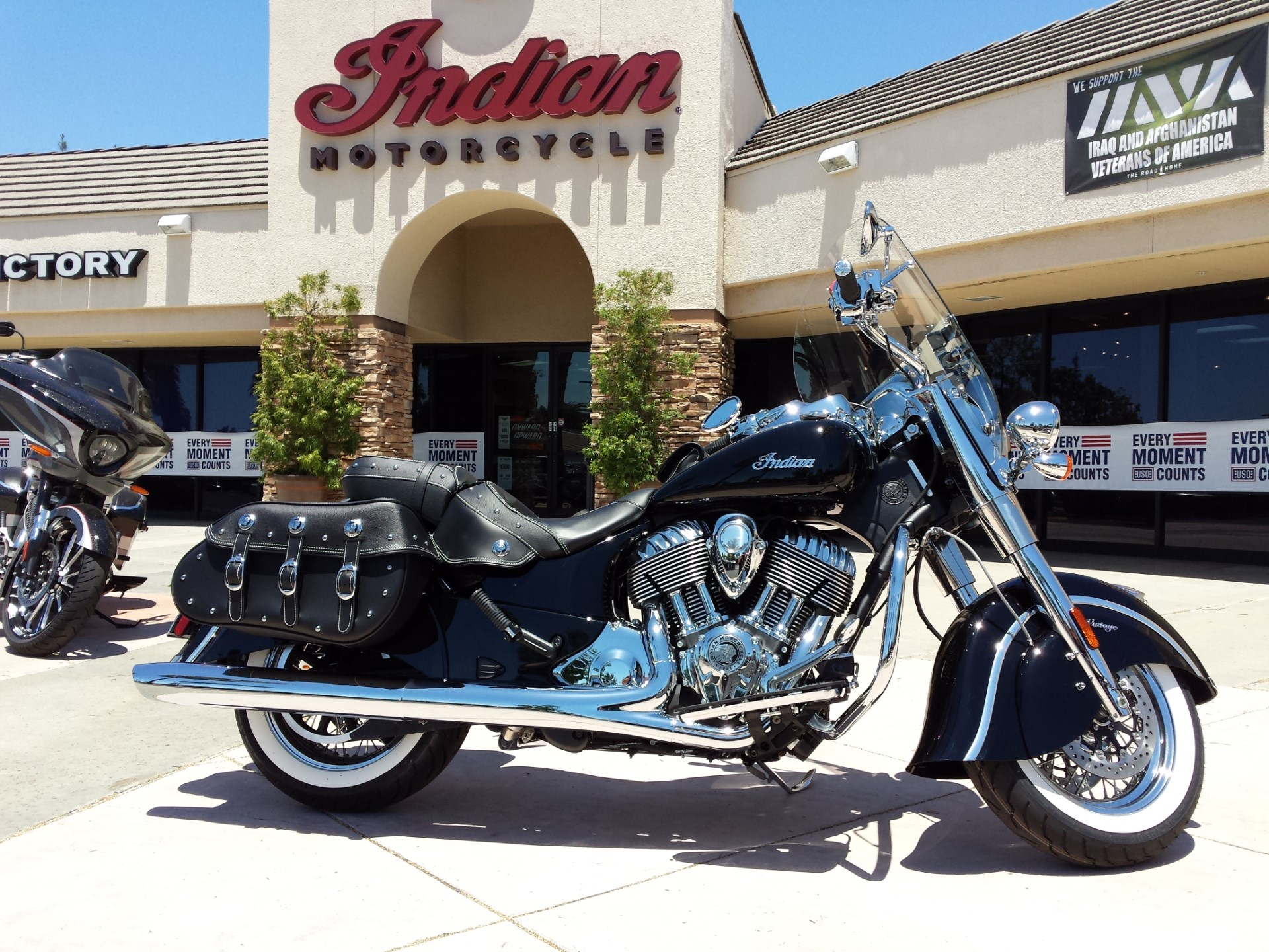 2015 Indian Chief® Vintage, motorcycle listing