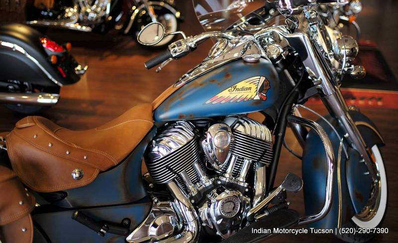 2015 Indian Custom Chief Vintage, motorcycle listing
