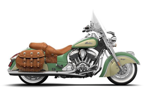 2015 Indian Indian Chief Vintage - Two-Tone Col, motorcycle listing