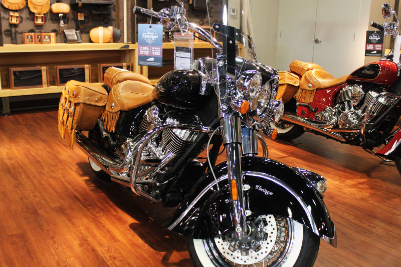 2015 Indian Indian Chief Vintage, motorcycle listing