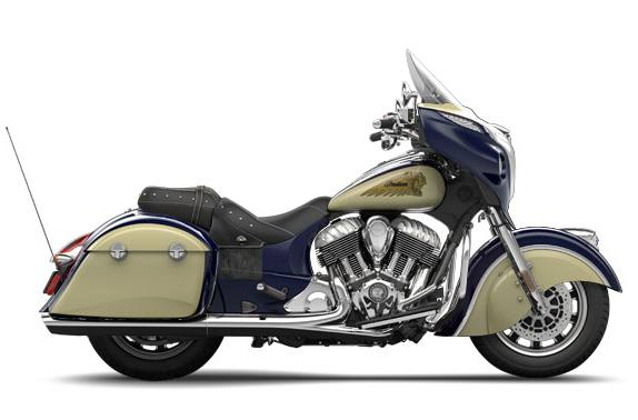 2015 Indian Indian Chieftain - Two-Tone Colors, motorcycle listing