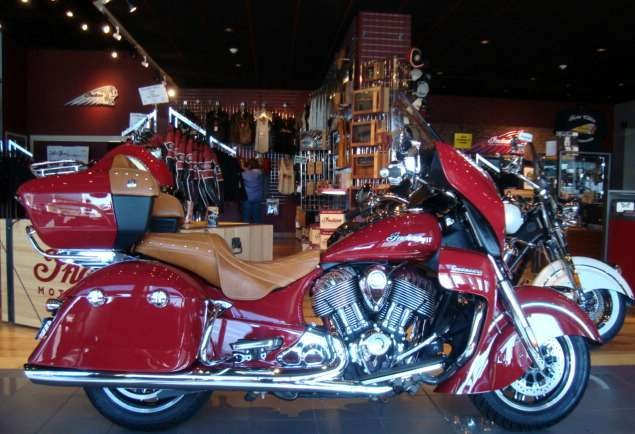 2015 Indian Motorcycle Roadmaster , motorcycle listing