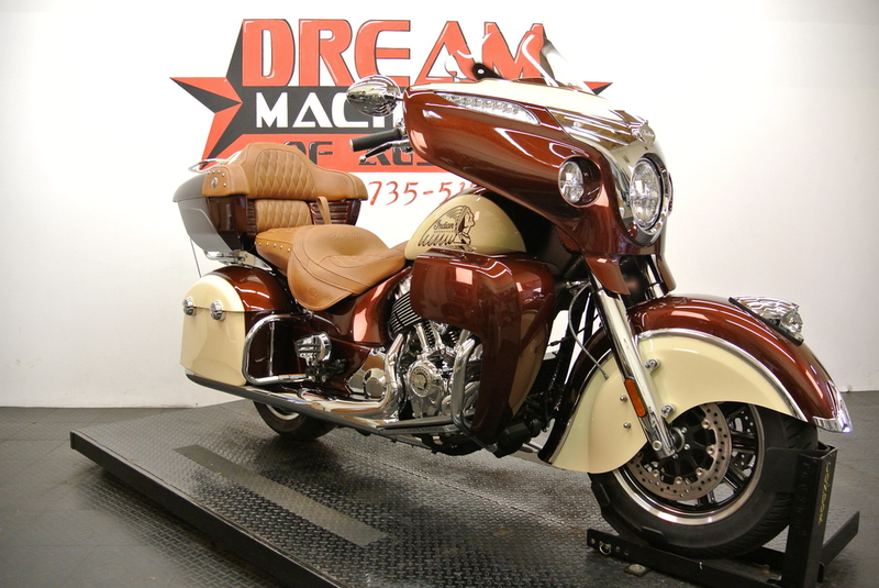 2015 Indian Roadmaster *$5,000 Custom Paint Job*, motorcycle listing