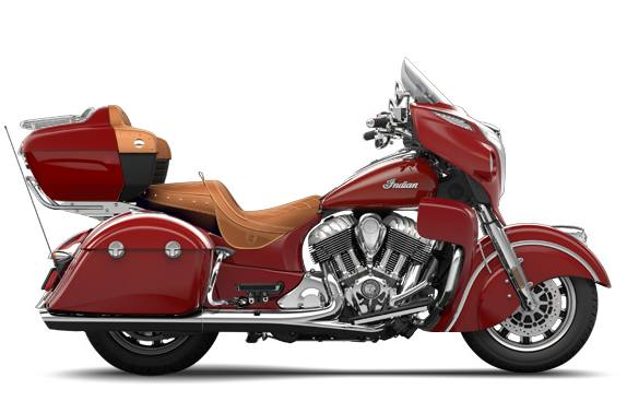 2015 Indian Roadmaster - Indian Red, motorcycle listing