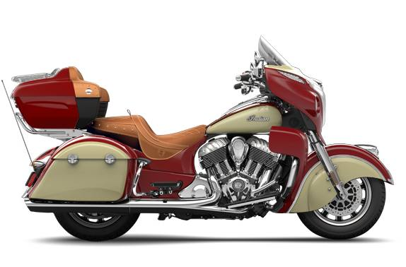 2015 Indian Roadmaster - Two-Tone Color, motorcycle listing