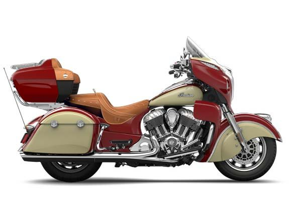 2015 Indian Roadmaster, motorcycle listing