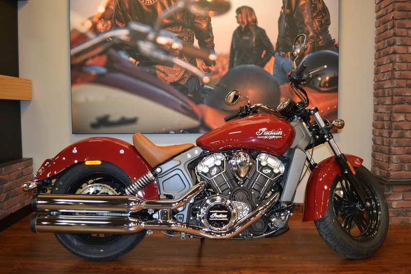 2015 Indian Scout Indian Red, motorcycle listing