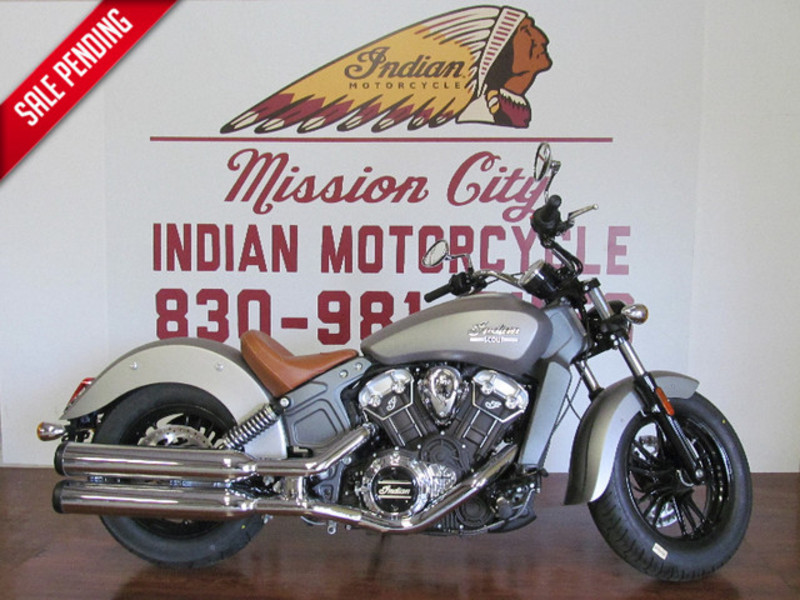 2015 Indian Scout Silver Smoke First Run, motorcycle listing