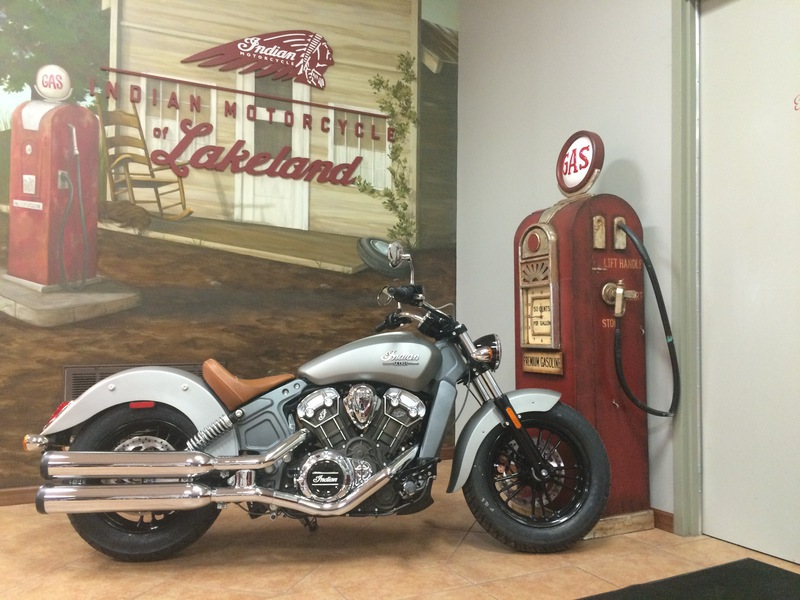 2015 Indian Scout Silver Smoke, motorcycle listing
