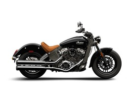 2015 Indian Scout Thunder Black, motorcycle listing