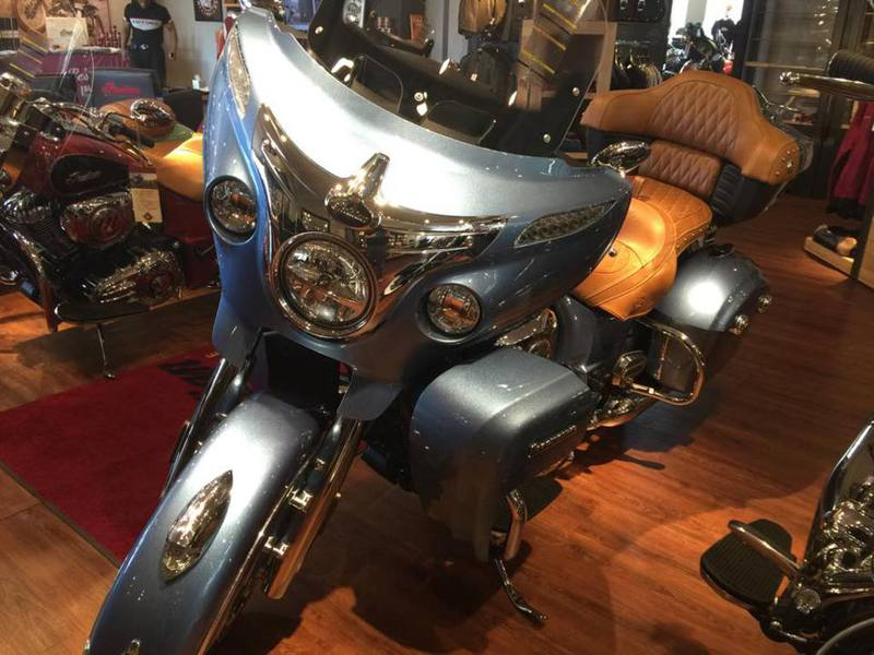 2016 Indian Roadmaster, motorcycle listing