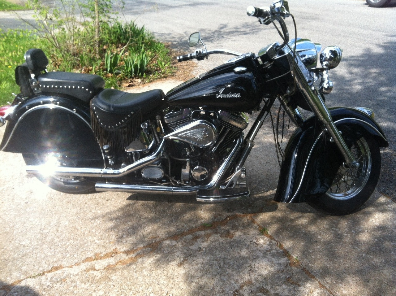 2000 indian chief standard standard motorcycle from for Ebay motors indian motorcycles