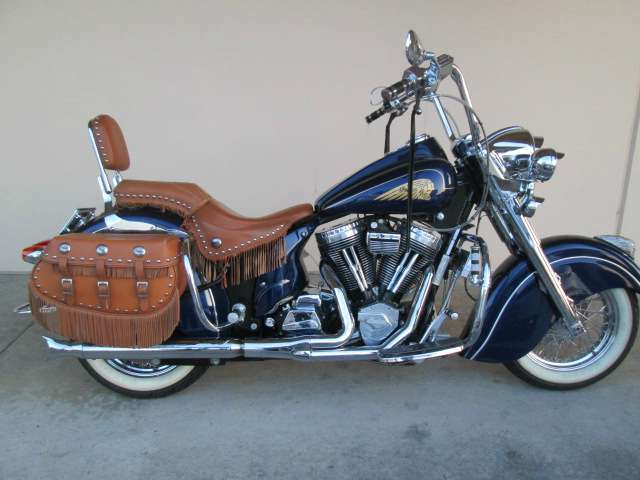 2003 Indian Chief Roadmaster, motorcycle listing