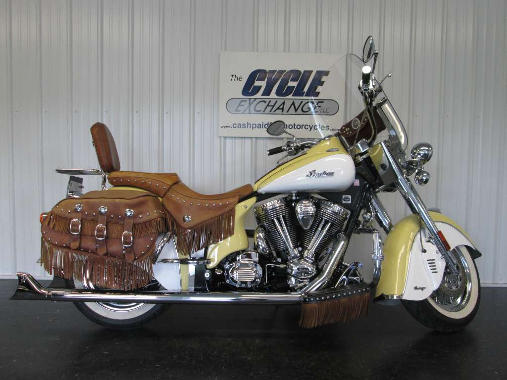 2010 indian chief vintage motorcycle from andover nj for Ebay motors indian motorcycles