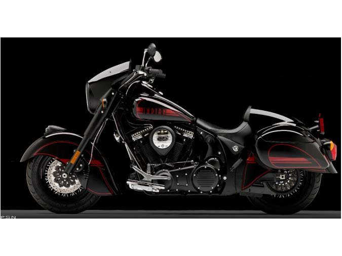 2011 Indian Chief Blackhawk Dark, motorcycle listing