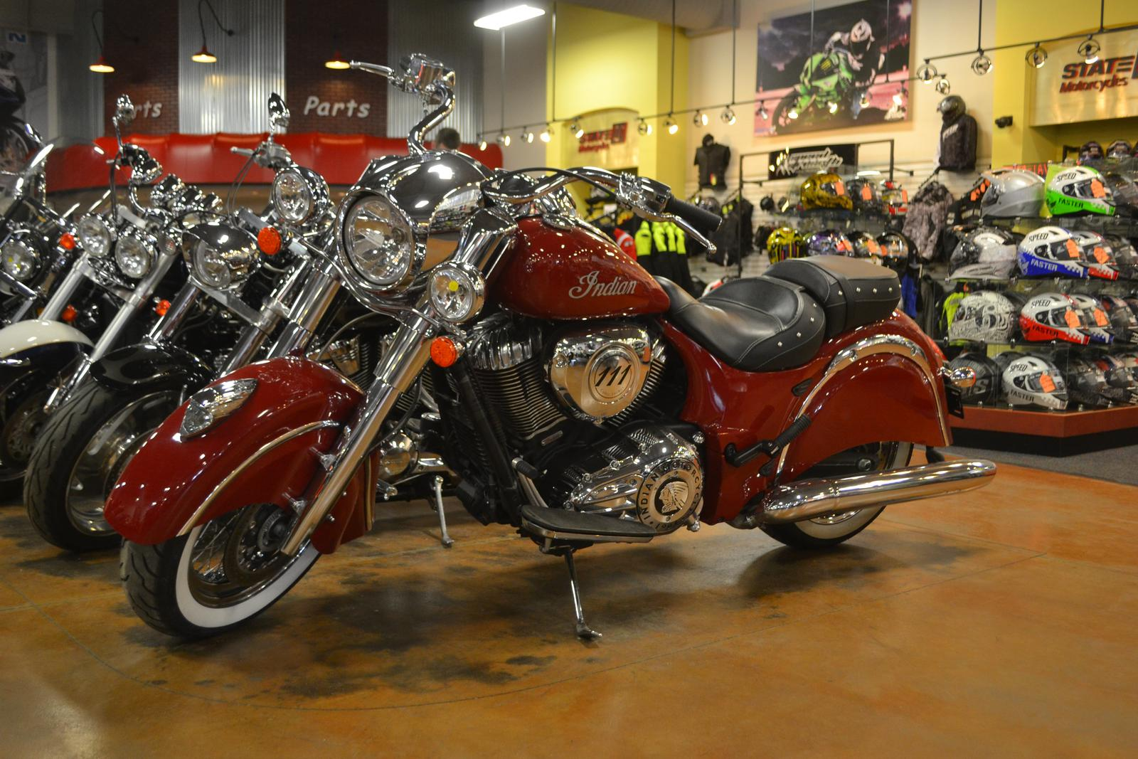 2014 Indian Chief Classic, motorcycle listing