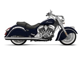 2014 Indian Chief Classic Springfield Blue, motorcycle listing
